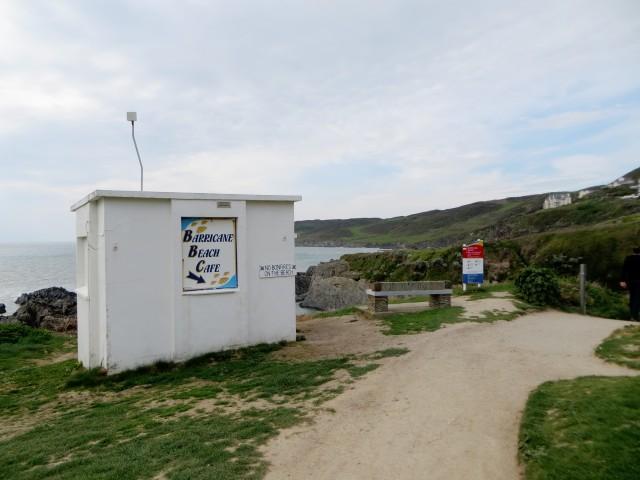 Where to find Barricane Beach