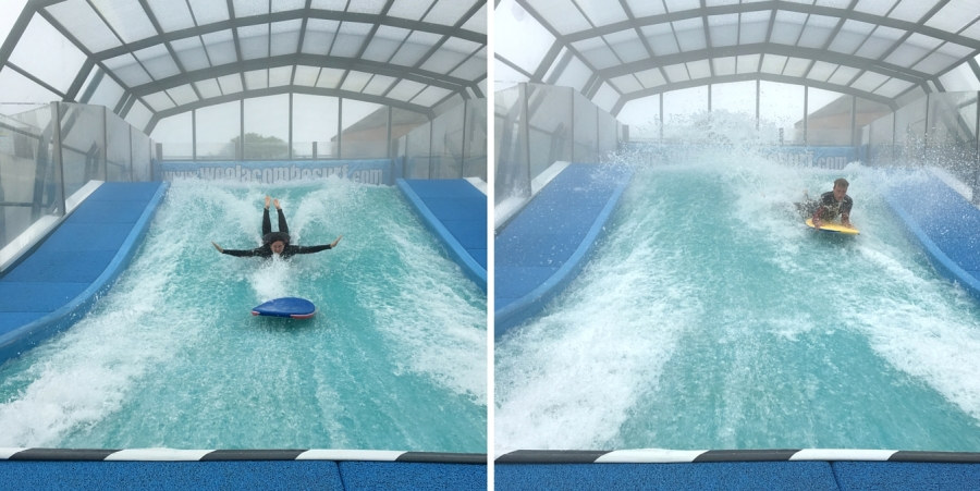 Woolacombe Wave - attraction review