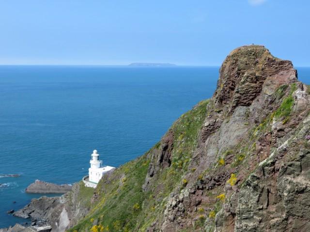 Hartland Lighthouse at Hartland Point