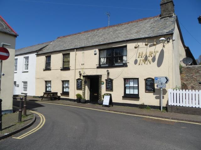 Hart Inn in Hartland