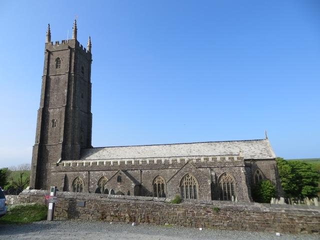 St. Nectan's Church, Stoke, near Hartland