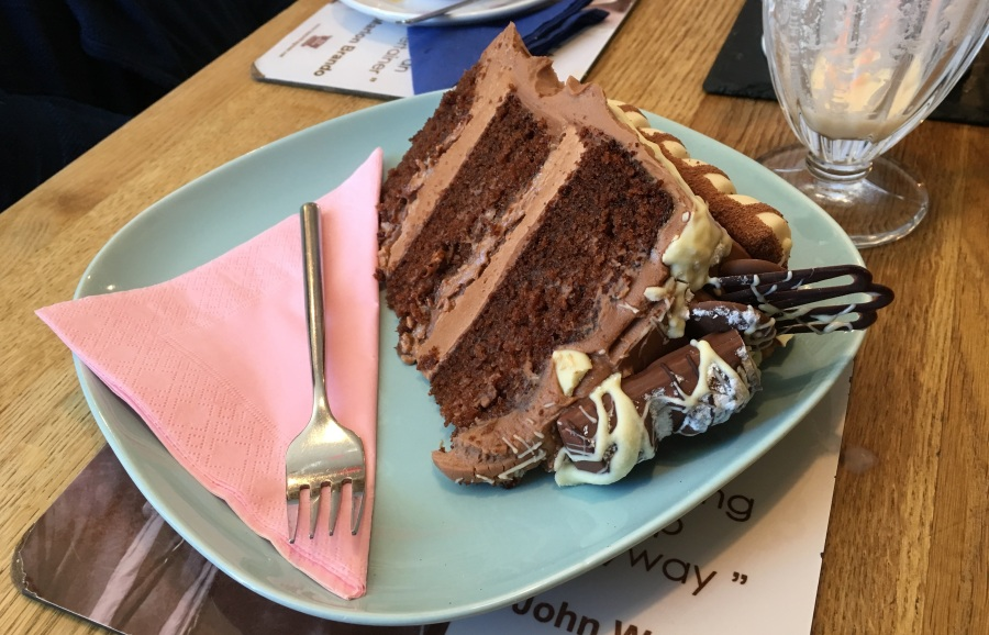 Tea on the Green - Cafe Review