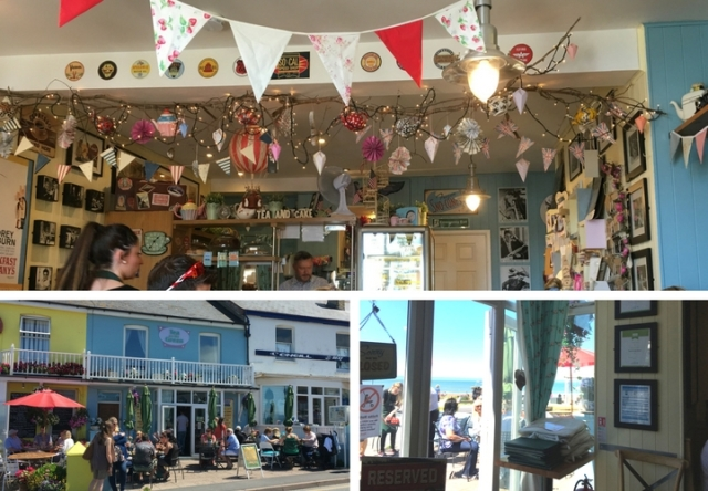Tea on the Green, Westward Ho! venue