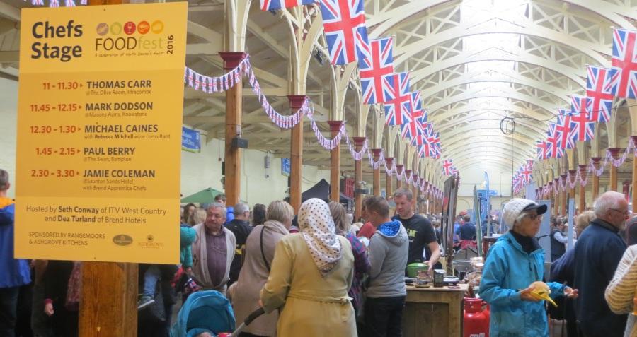 North Devon Food Fest 2016