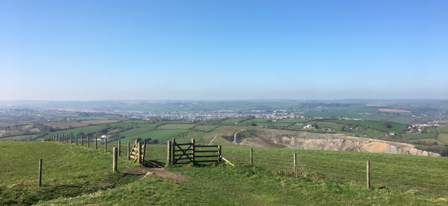 Codden Hill walk idea