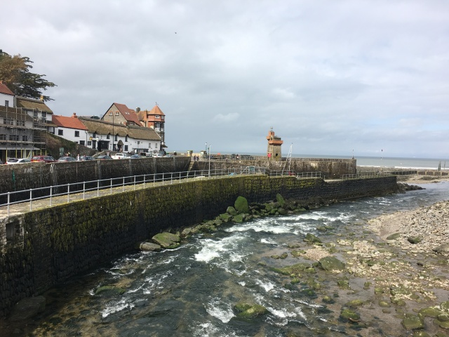 Lynmouth seafront