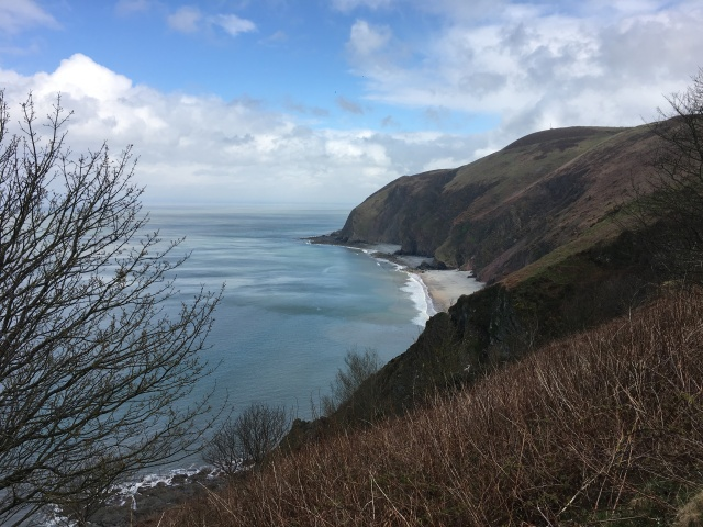 Path to Lynmouth 5