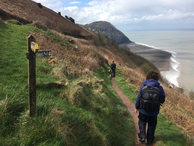 Path to Lynmouth 4