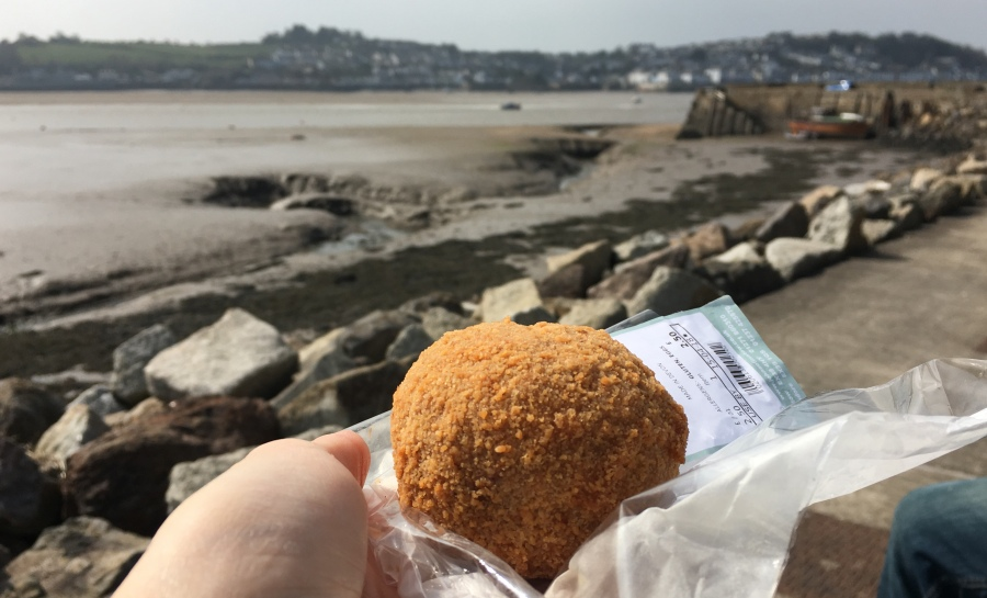Johns of Instow deli food review