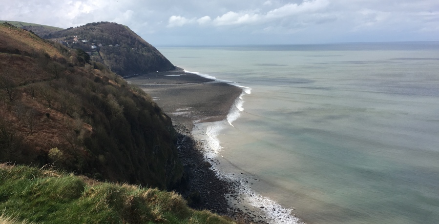 Walk idea Watersmeet, Countisbury and Lynmouth
