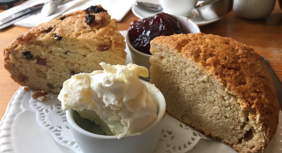Review of The Corn Dolly Tea Shop South Molton