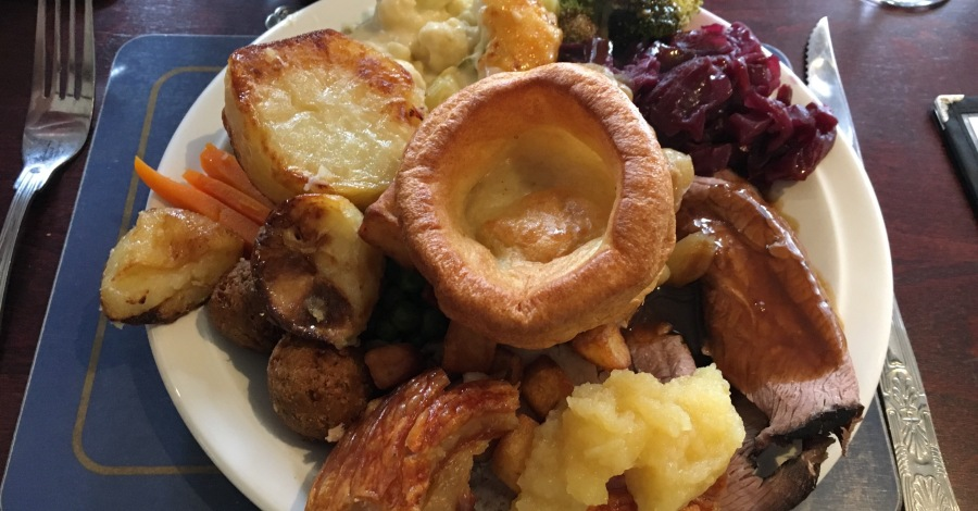 Williams Arms carvery review