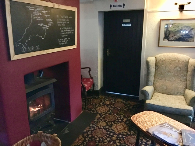 Inside The Pyne Arms North Devon
