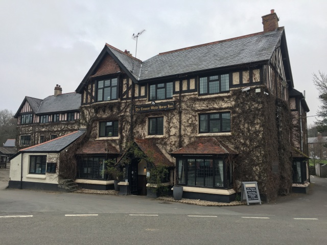 The Exmoor White Horse Inn, Exford