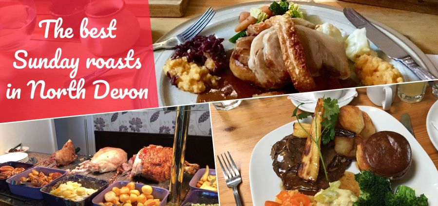 The best Sunday roasts in North Devon